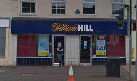 CLOSURES: William Hill is closing hudreds of betting shops