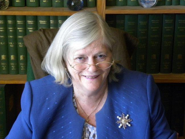 BREXIT RANT: Ann Widdecombe whose speech was branded 'shameful'
