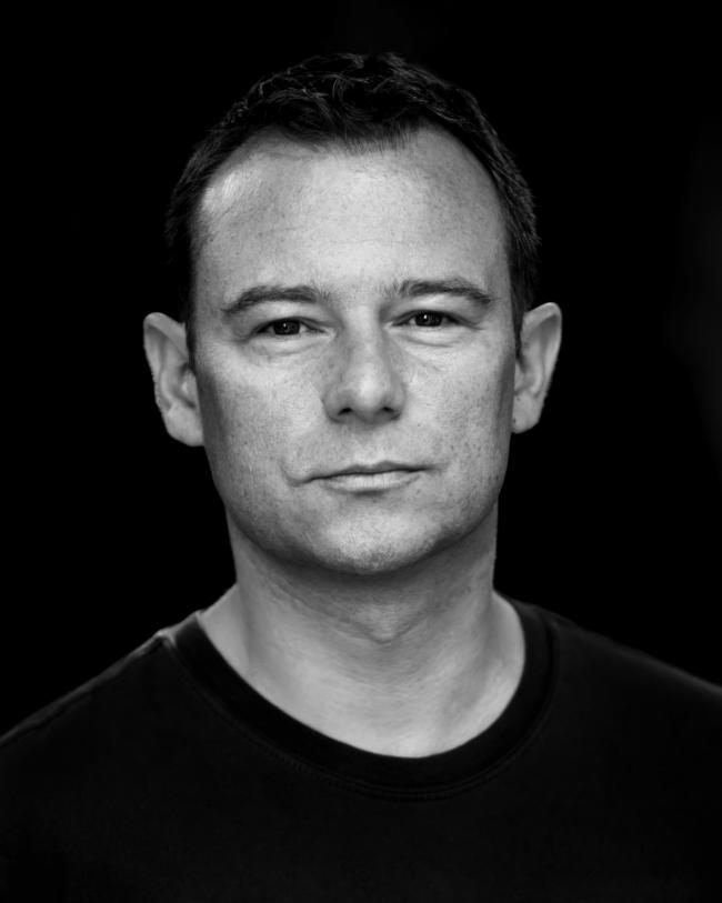 Andrew Lancel Headshot. Photo: Graham Fletcher-Hill