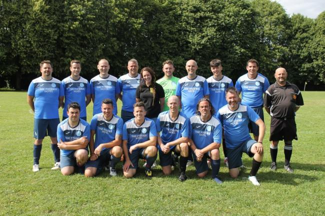 SQUAD: The charity players ready to take on their challengers