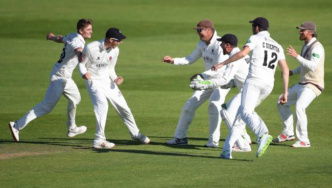 TEAM SPIRIT: We are starting to get a clearer picture of what Somerset's 2020 season might look like (pic: Alex Davidson/SCCC)