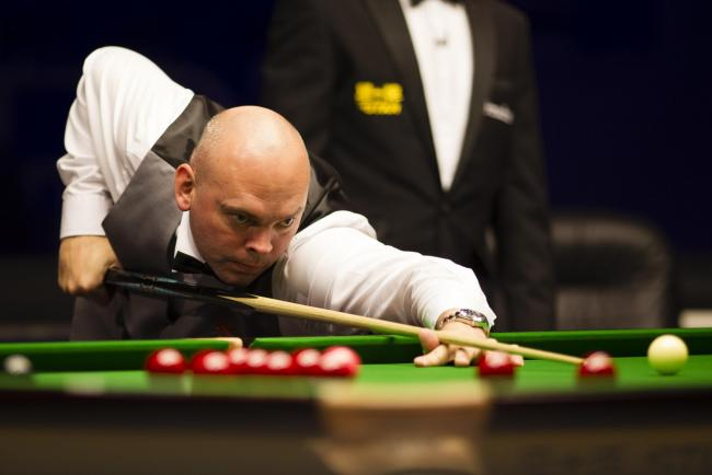 Bingham furious with fan after last 16 defeat