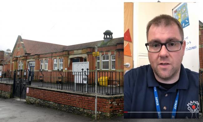Innovative teacher launches Youtubue channel to engage pupils during lockdown