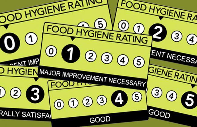 RATINGS: All of the eateries which have been inspected in three Somerset districts in August