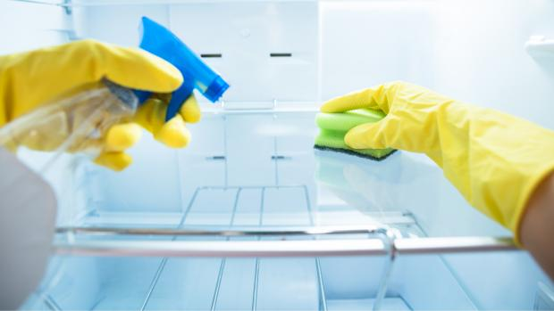 Yeovil Express: It's recommended to deep clean your fridge once a month. Credit: Getty Images / Andrey Popov