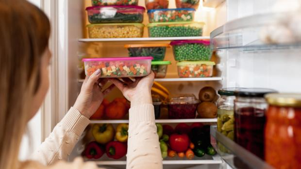 Yeovil Express: Avoid reorganising your fridge too often. Credit: Getty Images / Group4 Studio