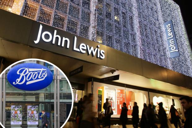 John Lewis and Boots have announced job cuts today