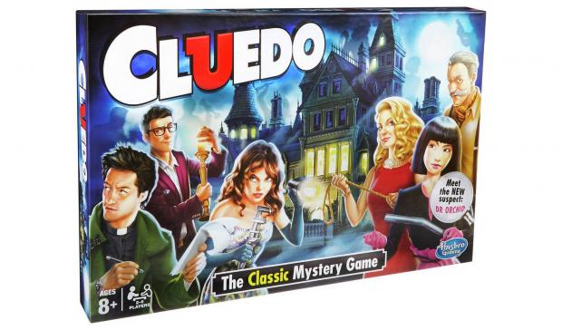 Yeovil Express: Cluedo board game. Picture: Hasbro Gaming
