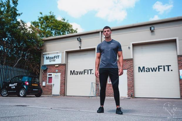 Yeovil Express: MawFIT gym in Ilminster has seen a sharp decline in membership figures since lockdown