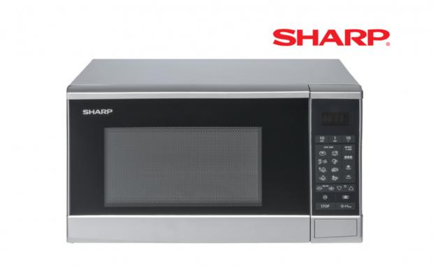 Yeovil Express: Sharp Microwave. (Lidl)