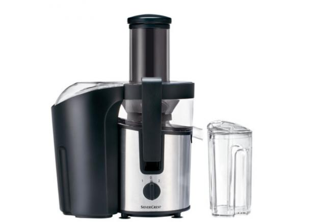 Yeovil Express: Silvercrest Electric Juicer. (Lidl)