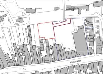 PLANS: Ten homes in the centre of Chard