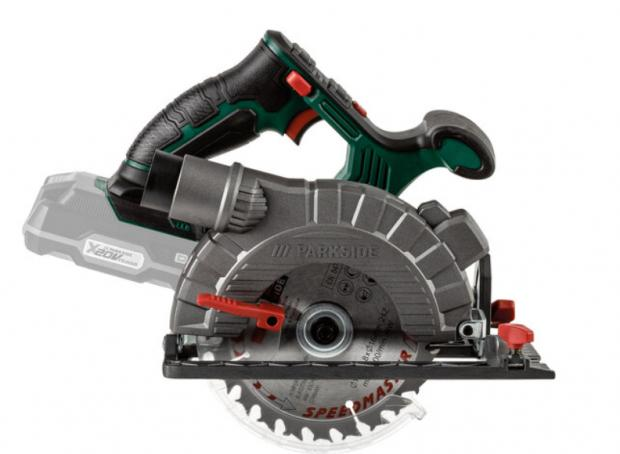 Yeovil Express: Parkside 20V Cordless Circular Saw – Bare Unit. (Lidl)