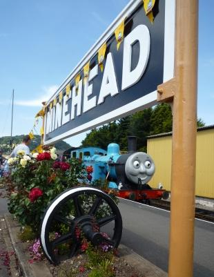 Thomas the Tank Engine at Minehead