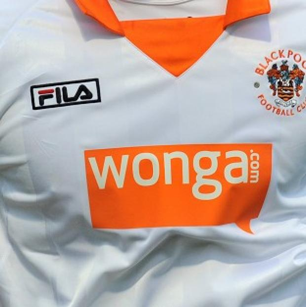 Wonga, which has sponsored Blackpool FC, is reported to be considering a US stock market flotation