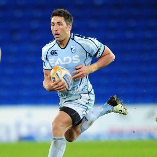 Gavin Henson was sacked by previous club Cardiff Blues