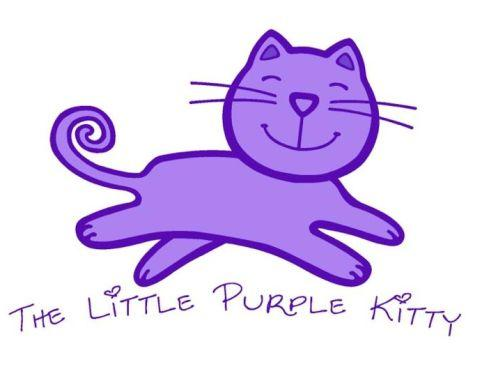 THE Little Purple Kitty