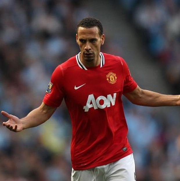 Rio Ferdinand has been fined £45,000 for comments he made on Twitter