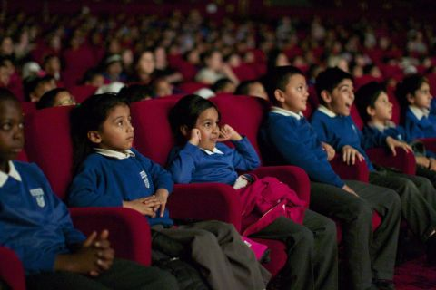 CHILDREN across South Somerset can take part in National Schools Film