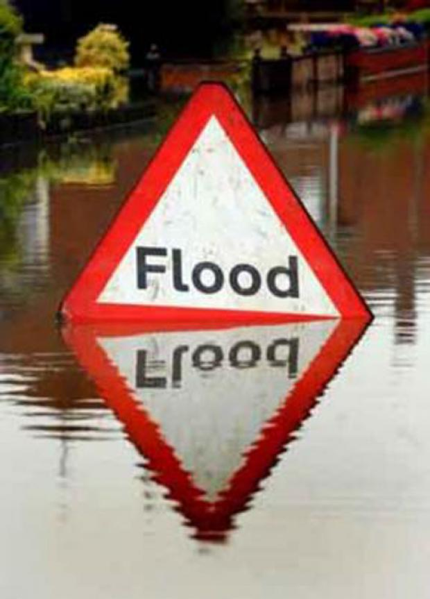 Yeovil Express: A361 opens after floods