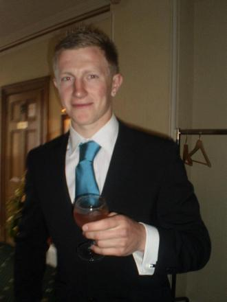 Motocross enthusiast Liam Taylor, who died in the crash at Ilminster.