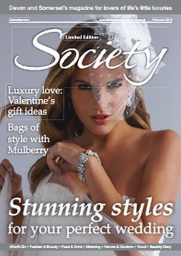 The February edition, out now.