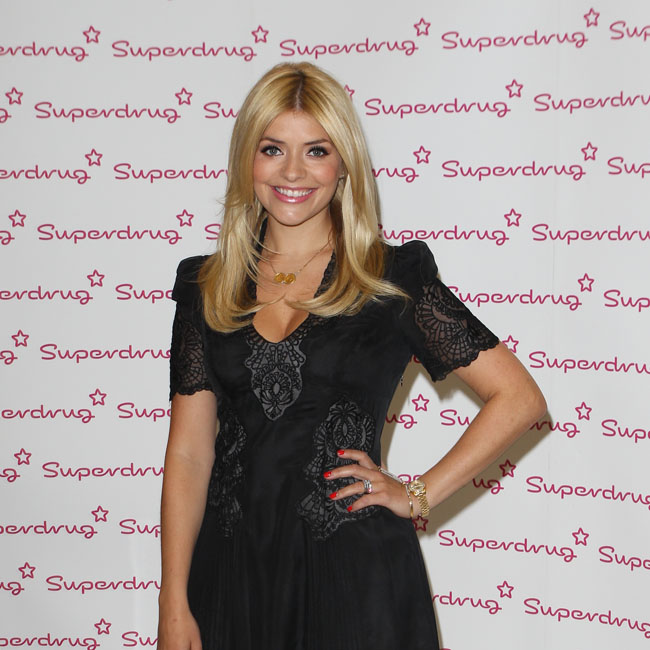 Yeovil Express: Holly Willoughby