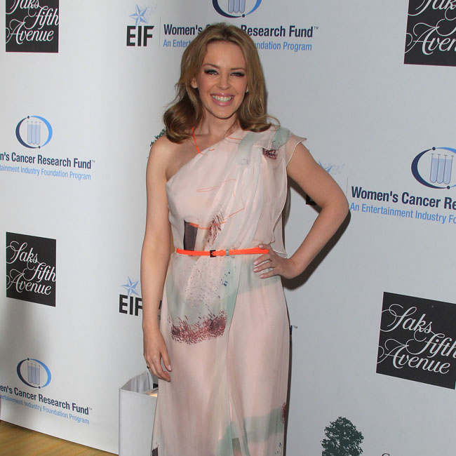 Yeovil Express: Kylie Minogue