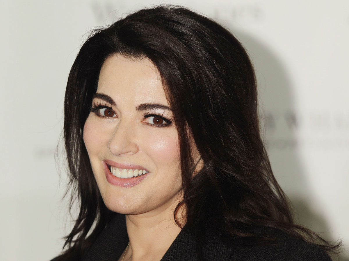 Yeovil Express: Nigella pictures have performed a giant service for her and bullied women everywhere