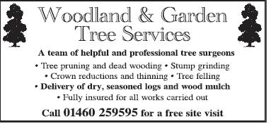 WOODLAND & GARDEN TREE SERVICES