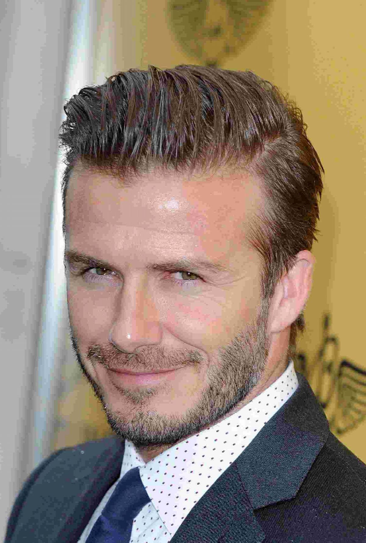 Yeovil Express: David Beckham
