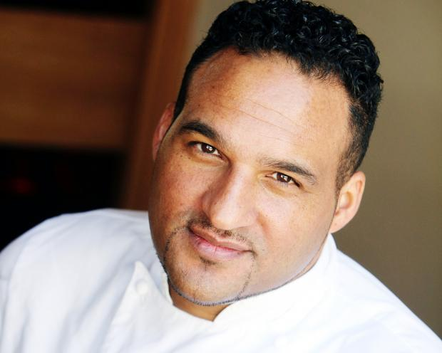Competition judge Michael Caines.