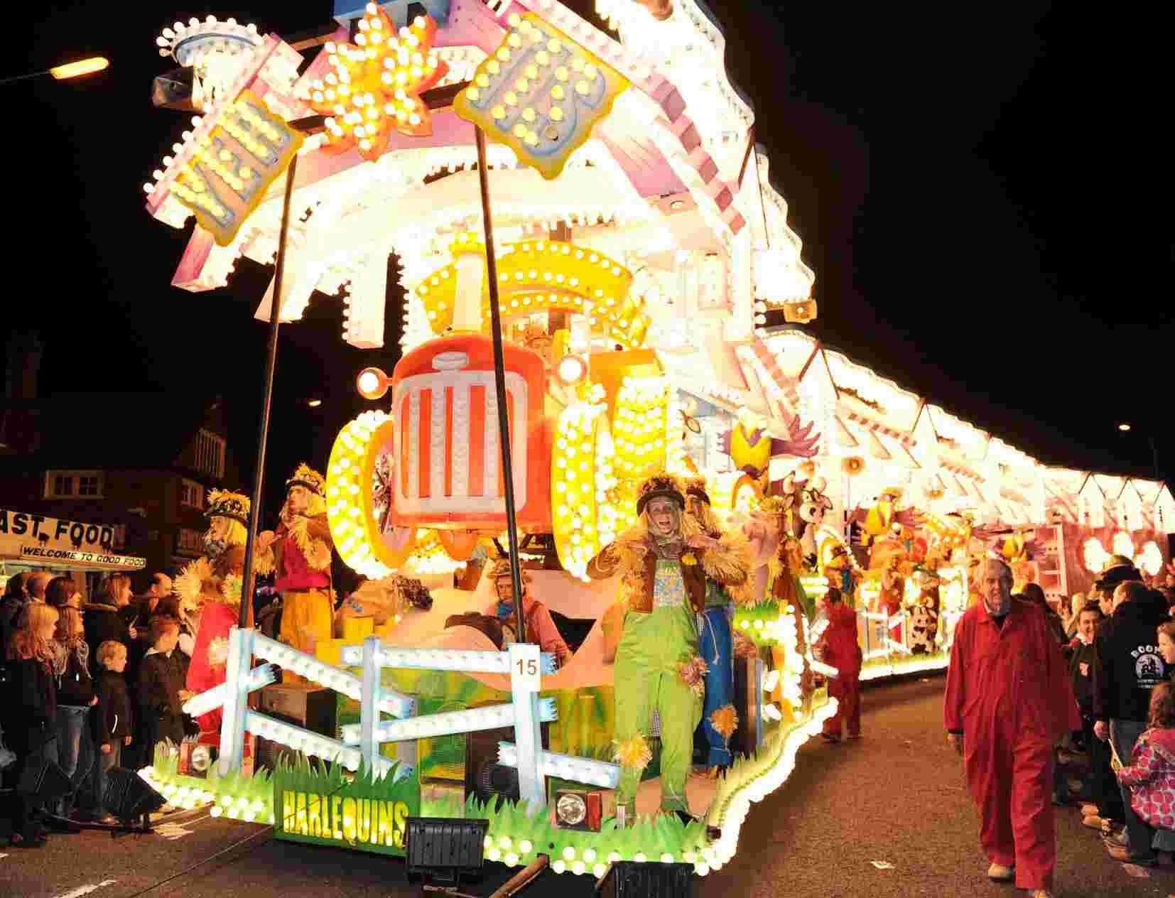 Chard carnival forms available
