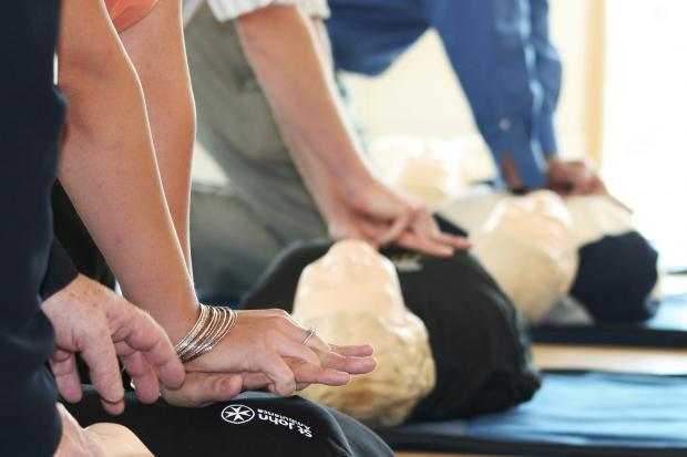 First aid courses cash boost in Ilminster