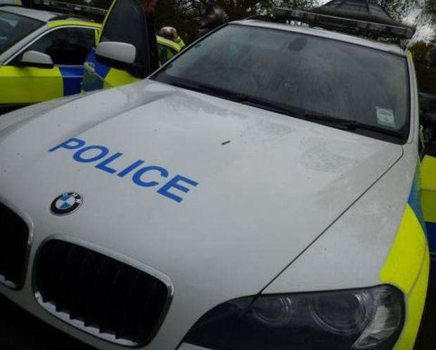 Person responsible for arson attack on three cars sought