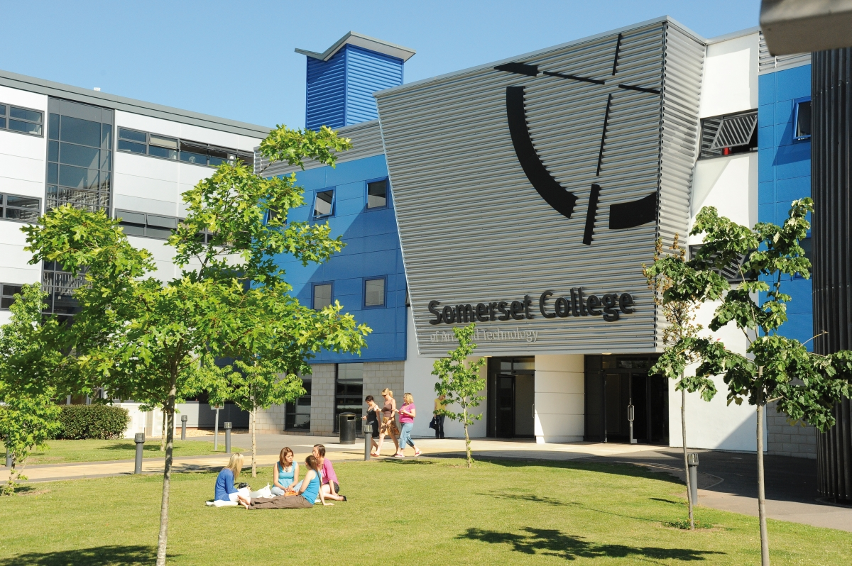 Somerset College in Taunton