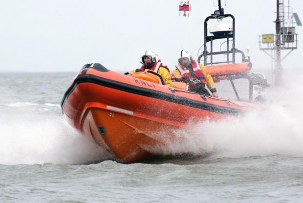 Chard RNLI branch collects more than £230