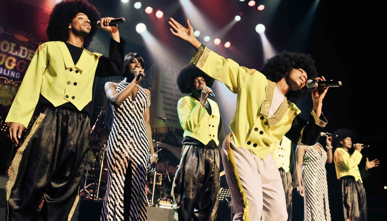 THE Jackson Five feature in the Baby Love 2014 Tour coming to the Octagon Theatre in Yeovil.