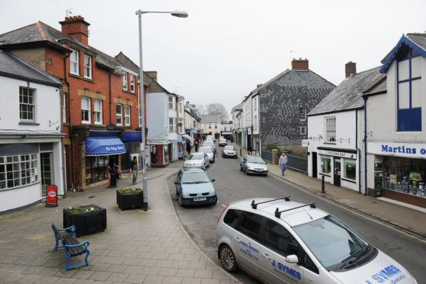 Vote for high streets in Chard and Ilminster