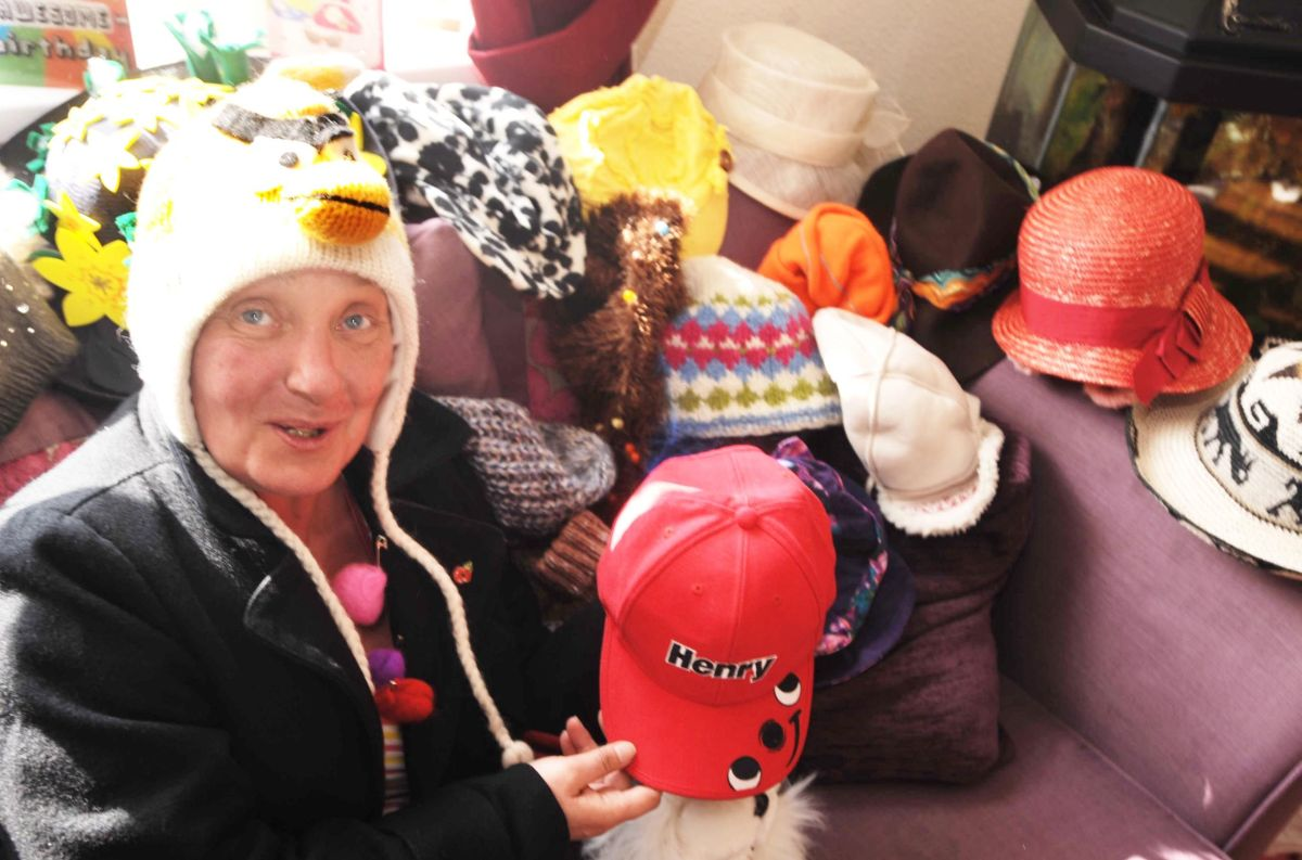 Tatworth cancer sufferer's hat campaign goes global