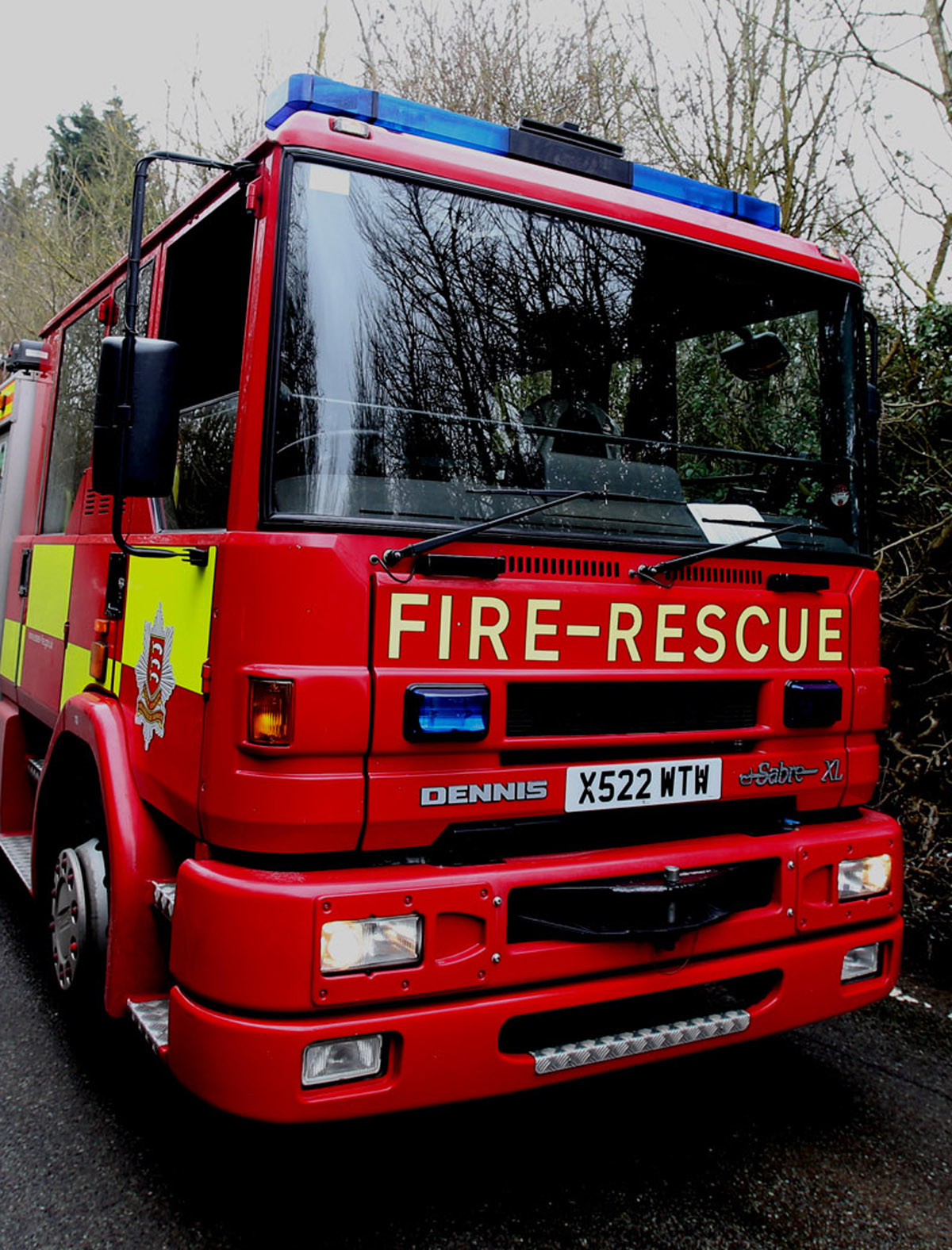Fire crews attend blaze