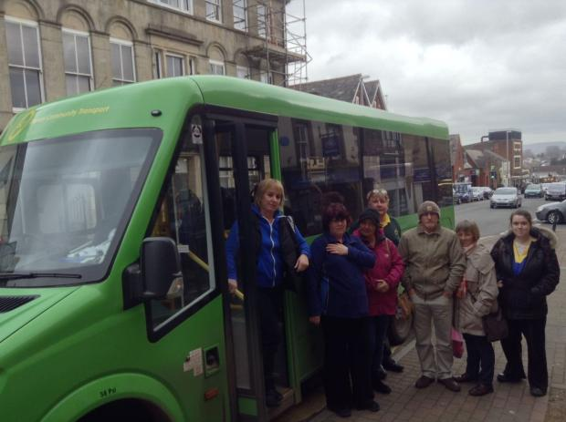 Rural bus service in Chard will be scrapped