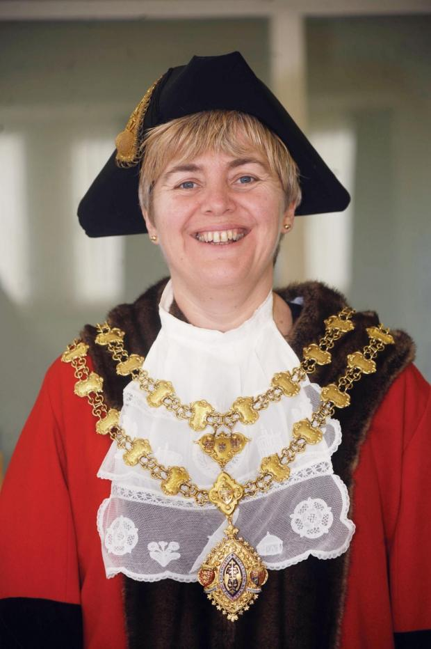Yeovil Express: Town Hall Talk: Mayor of Chard Jenny Kenton