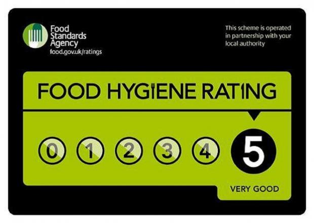 Yeovil Express: Chard and Ilminster businesses score well in food hygiene ratings