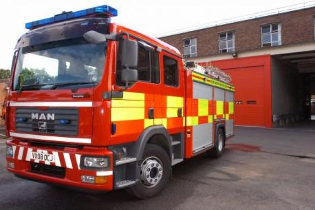 Vehicle fire in Ilminster believed to be started deliberately