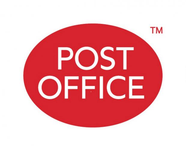 Children meet MP David Laws for post office launch in Yeovil