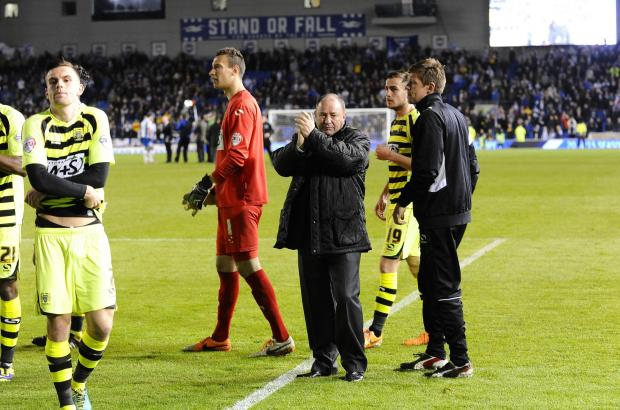 "Yeovil Express: Brighton defeat ""the story of our season,"" says Gary Johnson"
