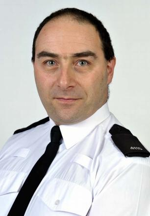 PC Andy Stuart.