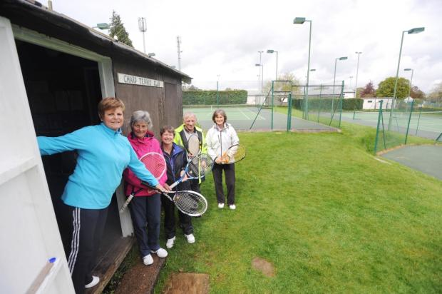 Chard Tennis Club bid for clubhouse revamp