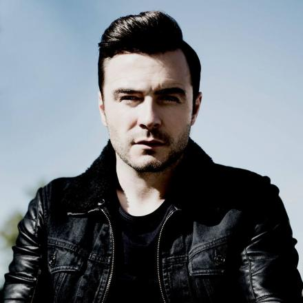 SHANE Filan is psyched about his sole Somerset show.